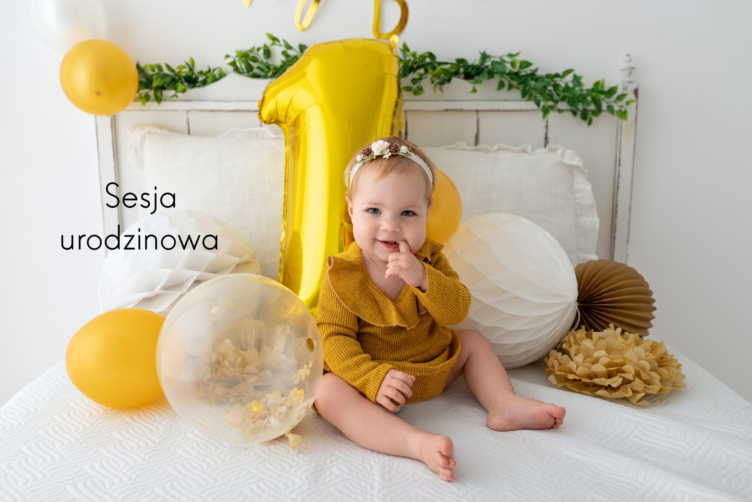 Sesja urodzinowa Słupsk